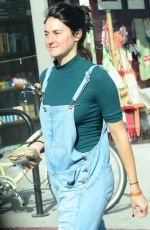 SHAILENE WOODLEY Out and About in Venice Beach 05/02/2016