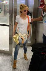 SHAKIRA at Miami International Airport 05/18/2016