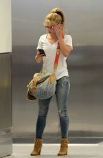 SHAKIRA at Miami International Airport 05/18/2016