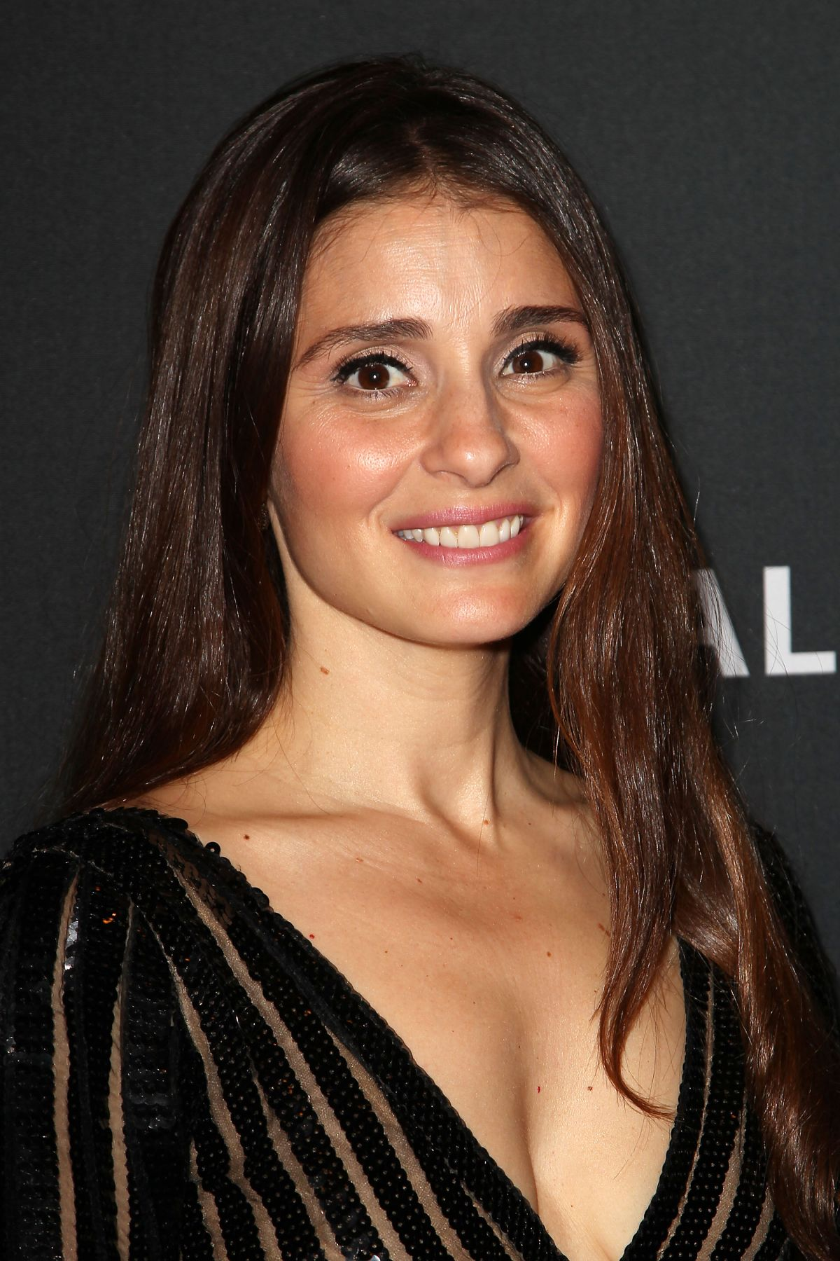 SHIRI APPLEBY at The Paley Center for Media Presents Paleylive in New York 05/23/2016