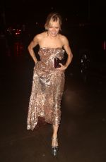 SIENNA MILLER Leaves Met Gala After-party in New York 05/02/2016