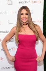 SOFIA VERGARA at Modern Family EMMY Event in Los Angeles 05/02/2016