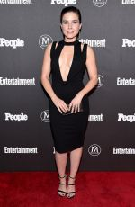 SOPHIE BUSH at EW & People Upfronts Party in New York 05/16/2016