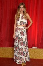 SOPHIE POWLES at British Soap Awards 2016 in London 05/28/2016