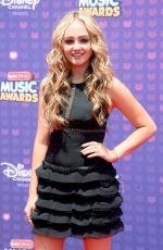 SOPHIE REYNOLDS at 2016 Radio Disney Music Awards in Los Angeles 04/30/2016
