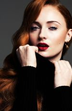 SOPHIE TURNER by Justin Campbell, May 2016