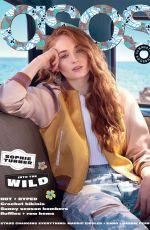 SOPHIE TURNER in Asos Magazine, Summer 2016 Issue