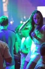 STACEY FLOUNDERS Night Out in Dubai 05/11/2016