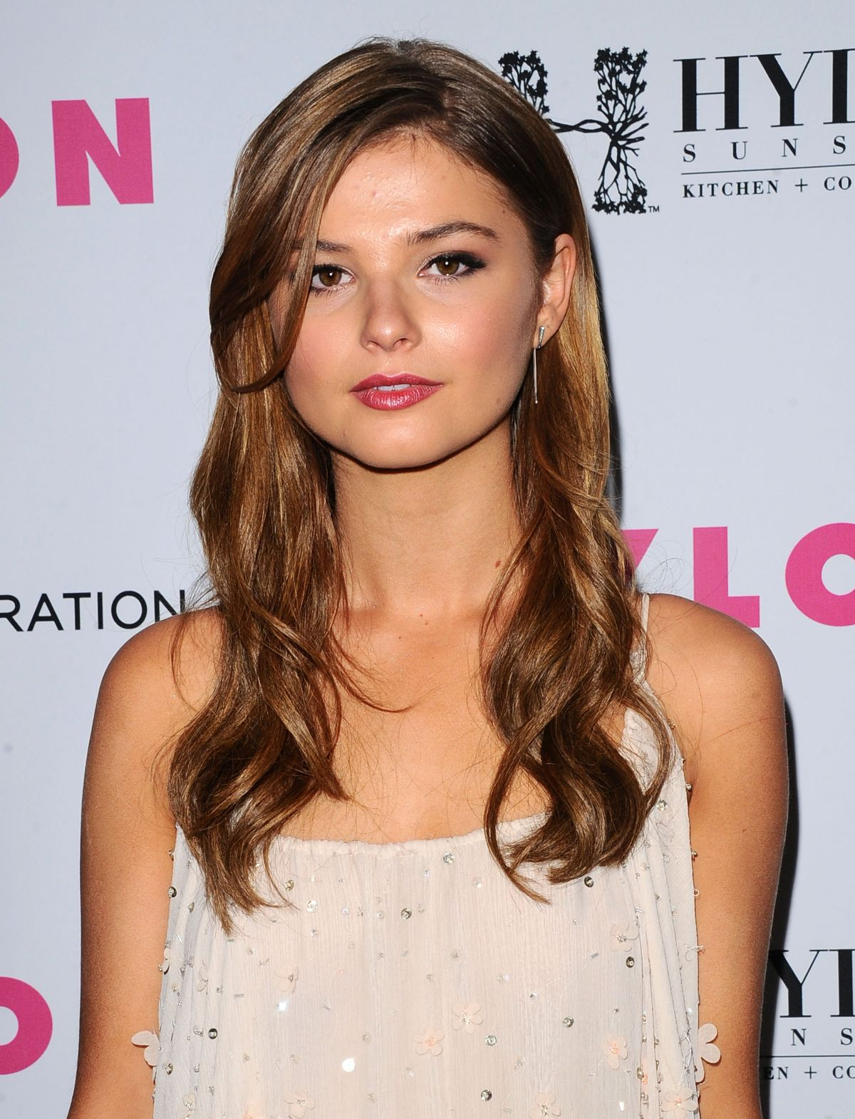STEFANIE SCOTT at Nylon Young Hollywood Party in West Hollywood 05/12/2016