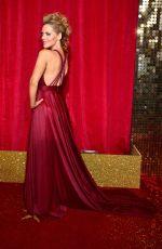 STEPHANIE WARING at British Soap Awards 2016 in London 05/28/2016
