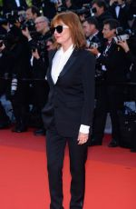 SUSAN SARADON at 'Cafe Society' Premiere and 69th Cannes Film Festival Opening 05/11/2016