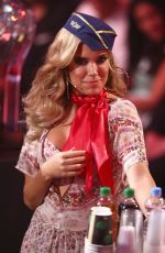 SYLVIE MEIS at 8th Live Show of