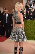 TAYLOR SWIFT at Costume Institute Gala 2016 in New York 05/02/2016