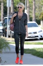 TAYLOR SWIFT Leaves a Gym in West Hollywood 05/24/2016