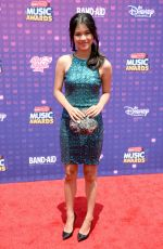 TIFFFANY ESPENSEN at 2016 Radio Disney Music Awards in Los Angeles 04/30/2016