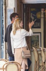 TONI GARRN and Chandler Parsons Out in Cannes05/18/2016