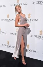TONI GARRN at De Grisogono Party at Cannes Film Festival 05/17/2016