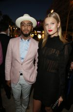 TONI GARRN at Heart Fund Party at 2016 Cannes Film Festival 05/16/2016