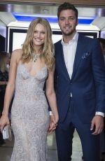 TONI GARRN at L'Oreal Paris Blue Obsession Party at 2016 Cannes Film Festival 05/18/2016