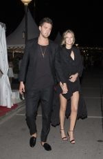 TONI GARRN Night Out in Cannes 05/14/2016