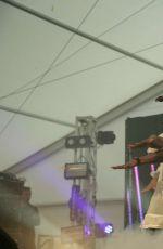 TULISA CONTOSTAVLOS Performs at Birmingham Pride 05/28/2016
