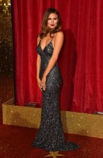 TWINNIE-LEE MOORE at British Soap Awards 2016 in London 05/28/2016