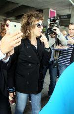 VALERIA GOLINA at Airport in Nice 05/10/2016