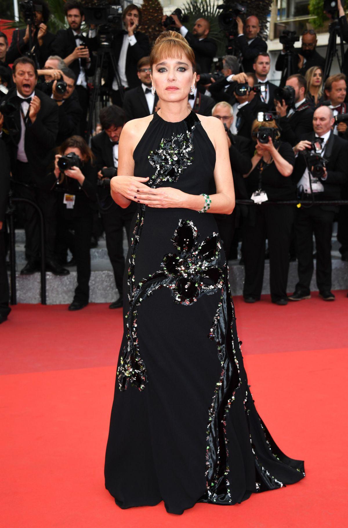 VALERIA GOLINO at 69th Annual Cannes Film Festival Closing Ceremony 05/22/2016