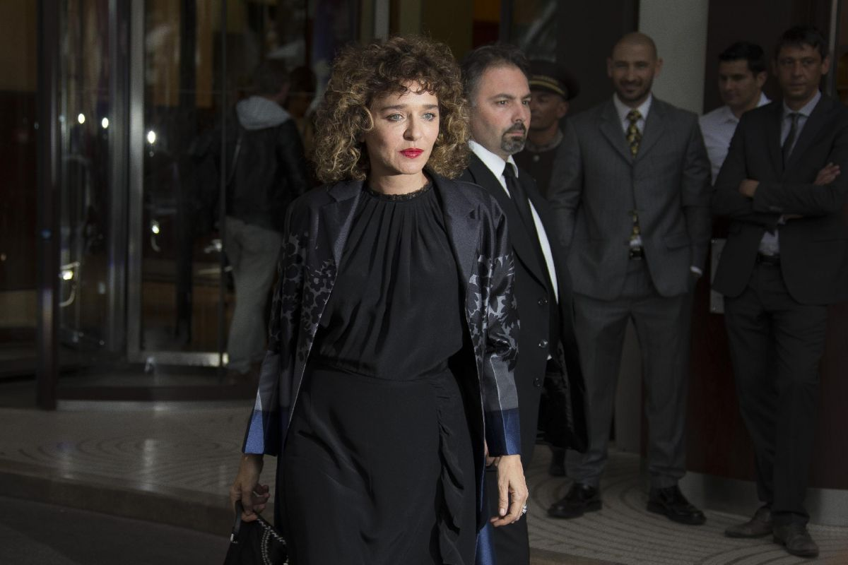 VALERIA GOLINO At Jury Cocktail Party At 69th Cannes Film