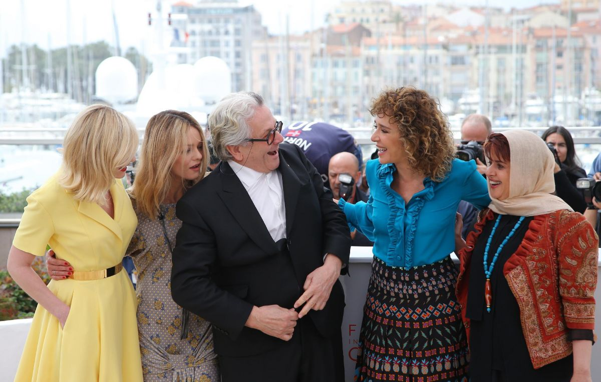 VALERIA GOLINO At Jury Photocall At 69th Cannes Film