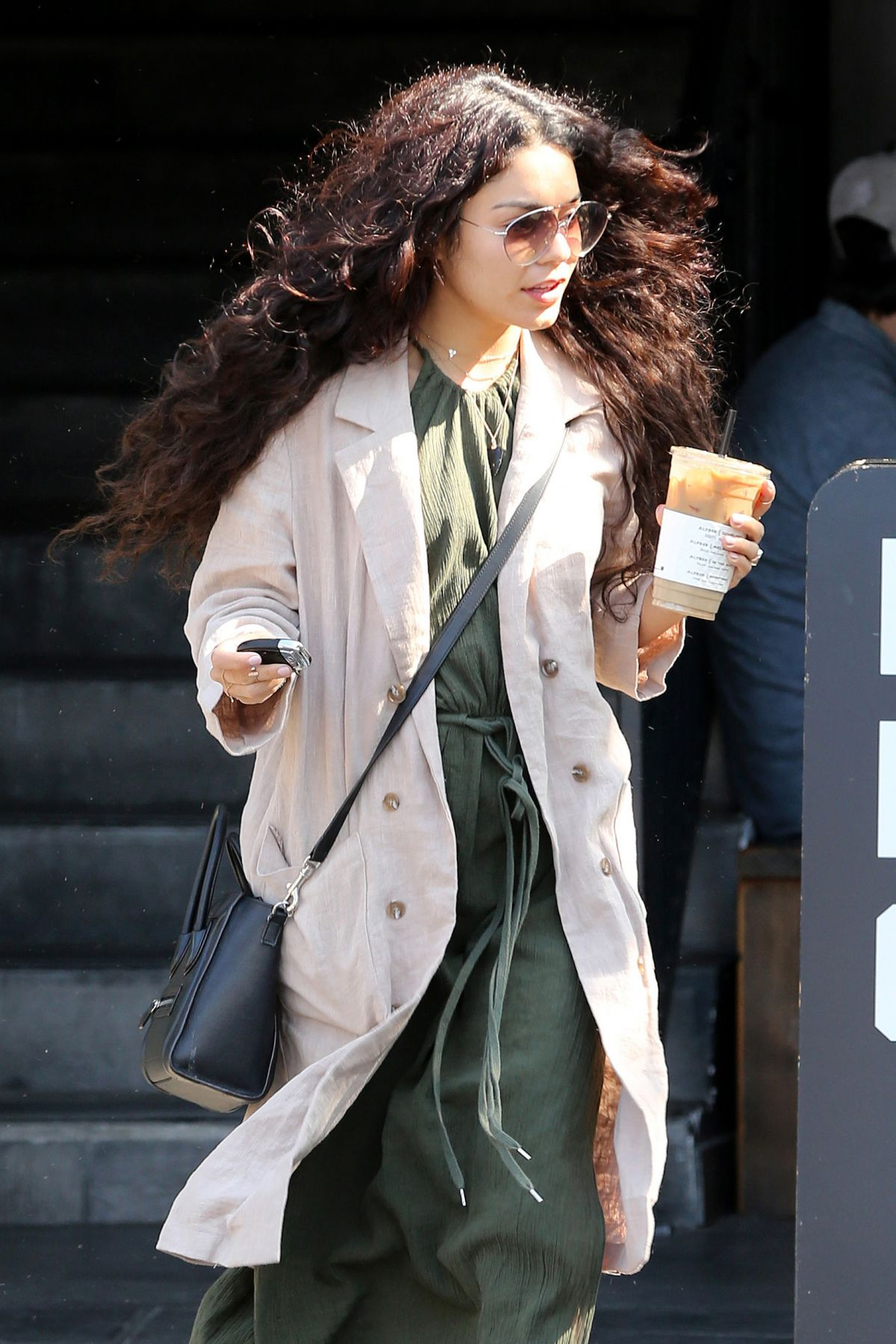 VANESSA HUDGENS at Alfred