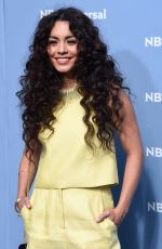 VANESSA HUDGENS at NBC/Universal Upfront Presentation in New York 05/16/2016