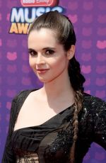 VANESSA MARANO at 2016 Radio Disney Music Awards in Los Angeles 04/30/2016
