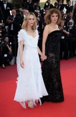 VANESSA PARADIS and VALERIA GOLINO at 'The Last Face' Premiere at 69th Annual Cannes Film Festival 05/20/2016