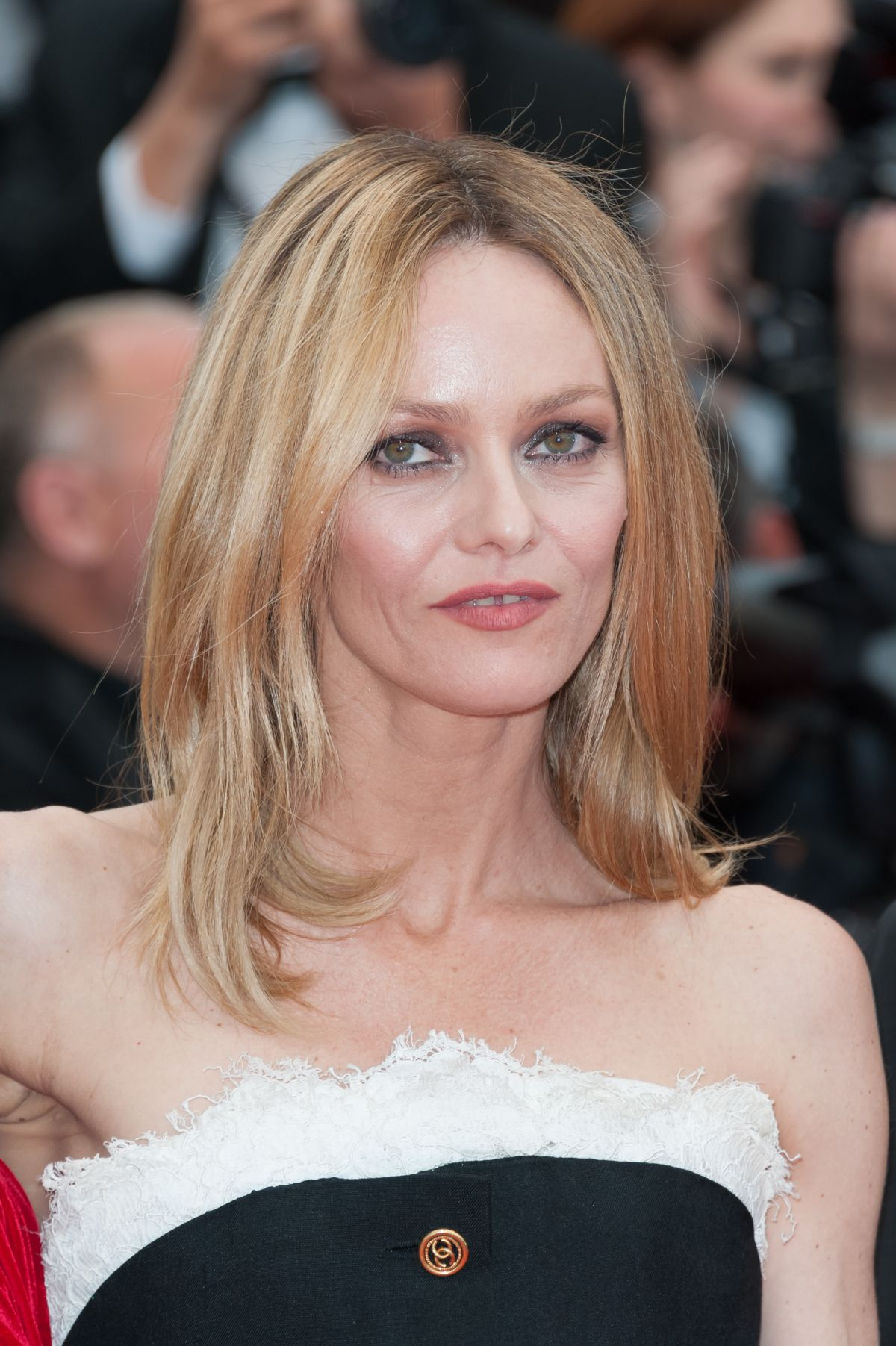 VANESSA PARADIS at 69th Annual Cannes Film Festival ... Vanessa Paradis