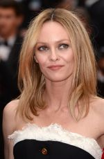 VANESSA PARADIS at 69th Annual Cannes Film Festival Closing Ceremony 05/22/2016