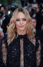 VANESSA PARADIS at 'From the Land of the Moon' Photocall at 2016 Cannes Film Festival 05/15/2016