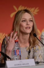 VANESSA PARADIS at Jury Press Conference at 69th Cannes Film Festival 05/11/2016