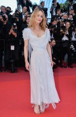 VANESSA PARADIS at 'The Last Face' Premiere at 69th Annual Cannes Film Festival 05/20/2016