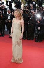 VANESSA PARADIS at 'The Unknown Girl' Premiere at 69th Annual Cannes Film Festival 05/18/2016