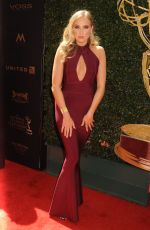 VERONICA DUNNE at 2016 Daytime Emmy Awards in Los Angeles 05/01/2016