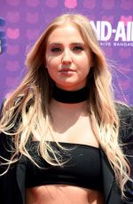 VERONICA DUNNE at 2016 Radio Disney Music Awards in Los Angeles 04/30/2016