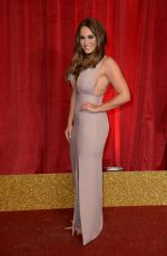 VICKY PATTISON at British Soap Awards 2016 in London 05/28/2016