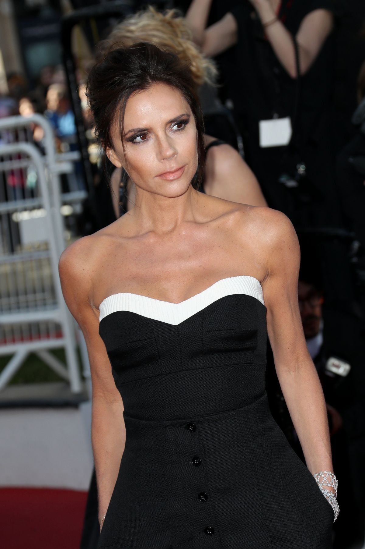 VICTORIA BECKHAM at 'Cafe Society' Premiere and 69th Cannes Film ... Victoria Beckham