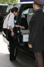 VICTORIA BECKHAM Leaves Martinez Hotel in Cannes 05/12/2016