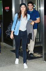 VICTORIA JUSTICE at Airport in Miami 05/04/2016