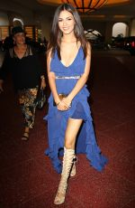 VICTORIA JUSTICE at Venice Magazine Cover Party in Hollywood 05/05/2016