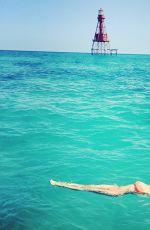 VICTORIA JUSTICE in Bikini in Florida 05/05/2016