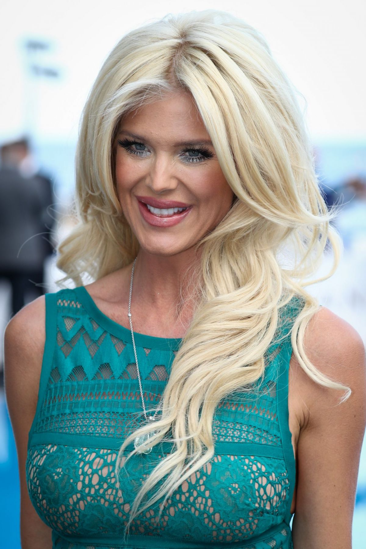 VICTORIA SILVSTEDT at Amber Lounge Fashion Show at Monaco F1 Grand Prix in Monte Carlo 05/27/2016