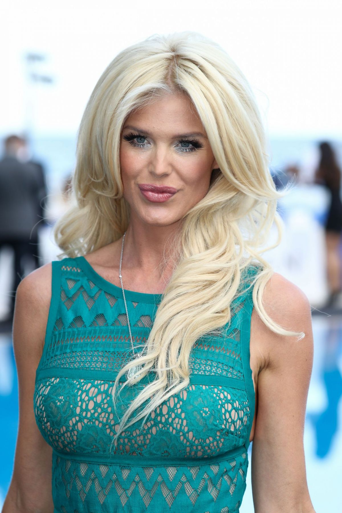 VICTORIA SILVSTEDT at Amber Lounge Fashion Show at Monaco ...